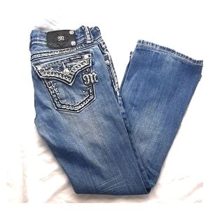 Miss Me Jean's size 28 Inseam 31 Bootcut